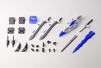 M.S.G モデリングサポートグッズ ヘヴィウェポンユニット25 ナイトマスターソード 全長155mm NONスケール プラモデ_画像7