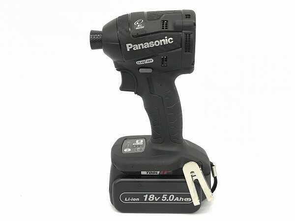 1円 パナソニック EZ75A7 充電インパクト ドライバー 電動工具 HJ913
