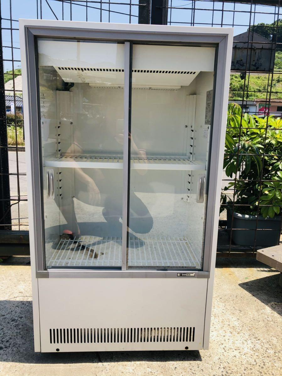 【動作確認】サンデン 冷蔵ショーケース MUS-S54X業務用_画像1