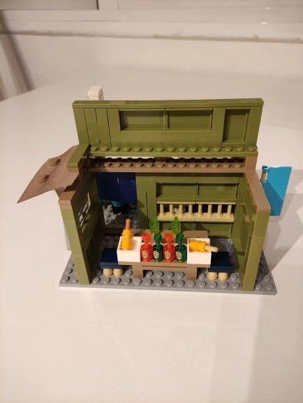 LEGO互換 串カツ屋 総額3450円_画像3