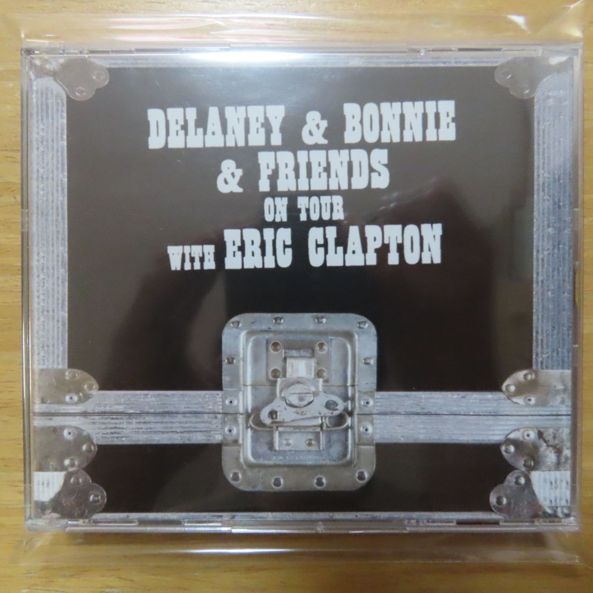 081227934460;【4CD】デラニー&ボニー / DELANEY & BONNIEwithERIC CLAPTON