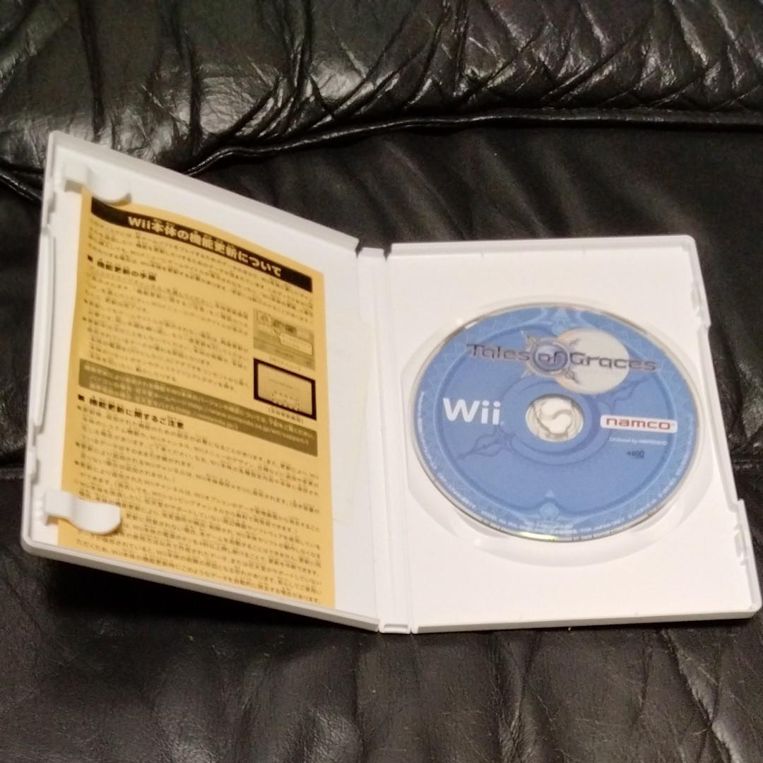 Wii どうぶつの森 イナズマイレブンストライカーズ テイルズオブグレイセス wiiスポーツリゾート