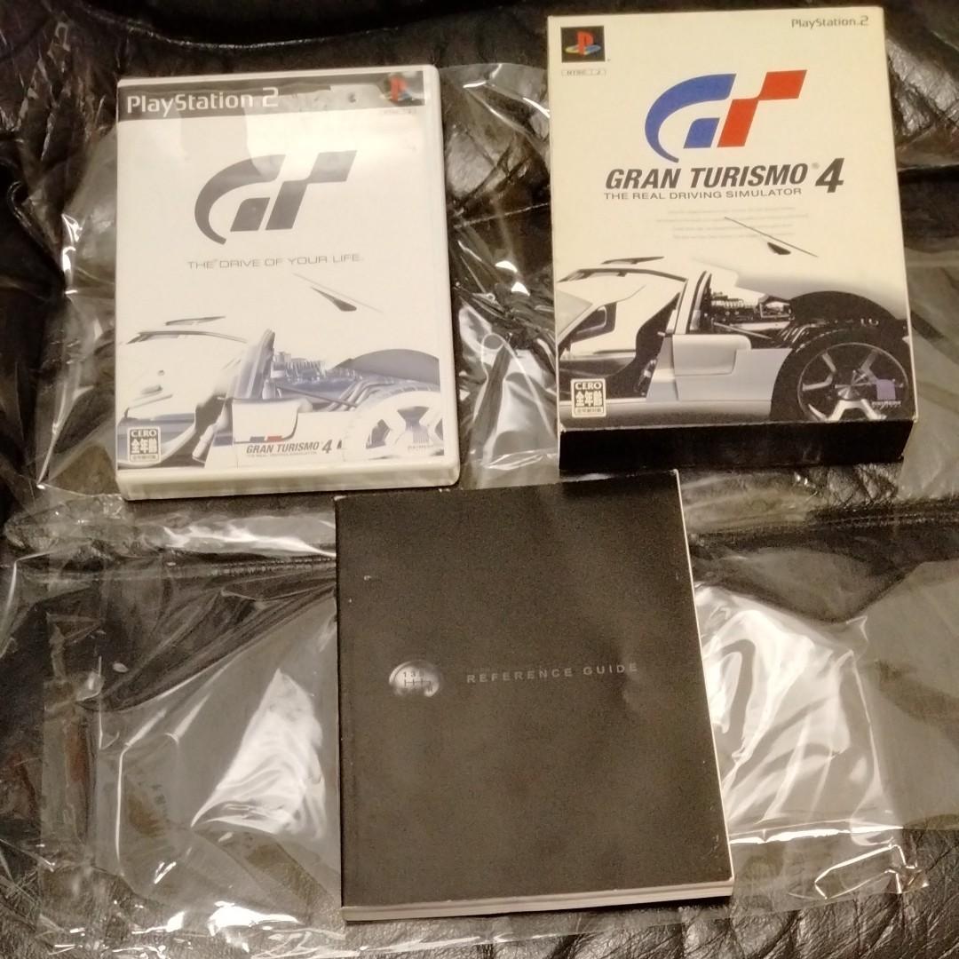 PlayStation PS2 グランツーリスモ 1 3 4