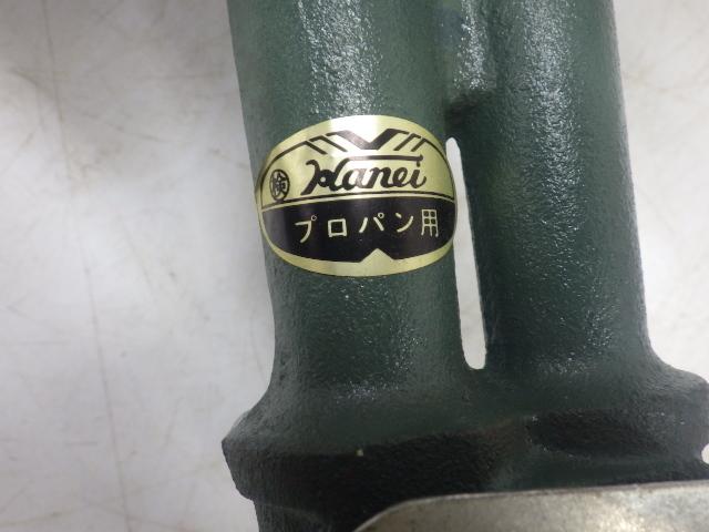 中古 伊藤産業 業務用鋳物コンロ プロパンガス 新でん_画像3