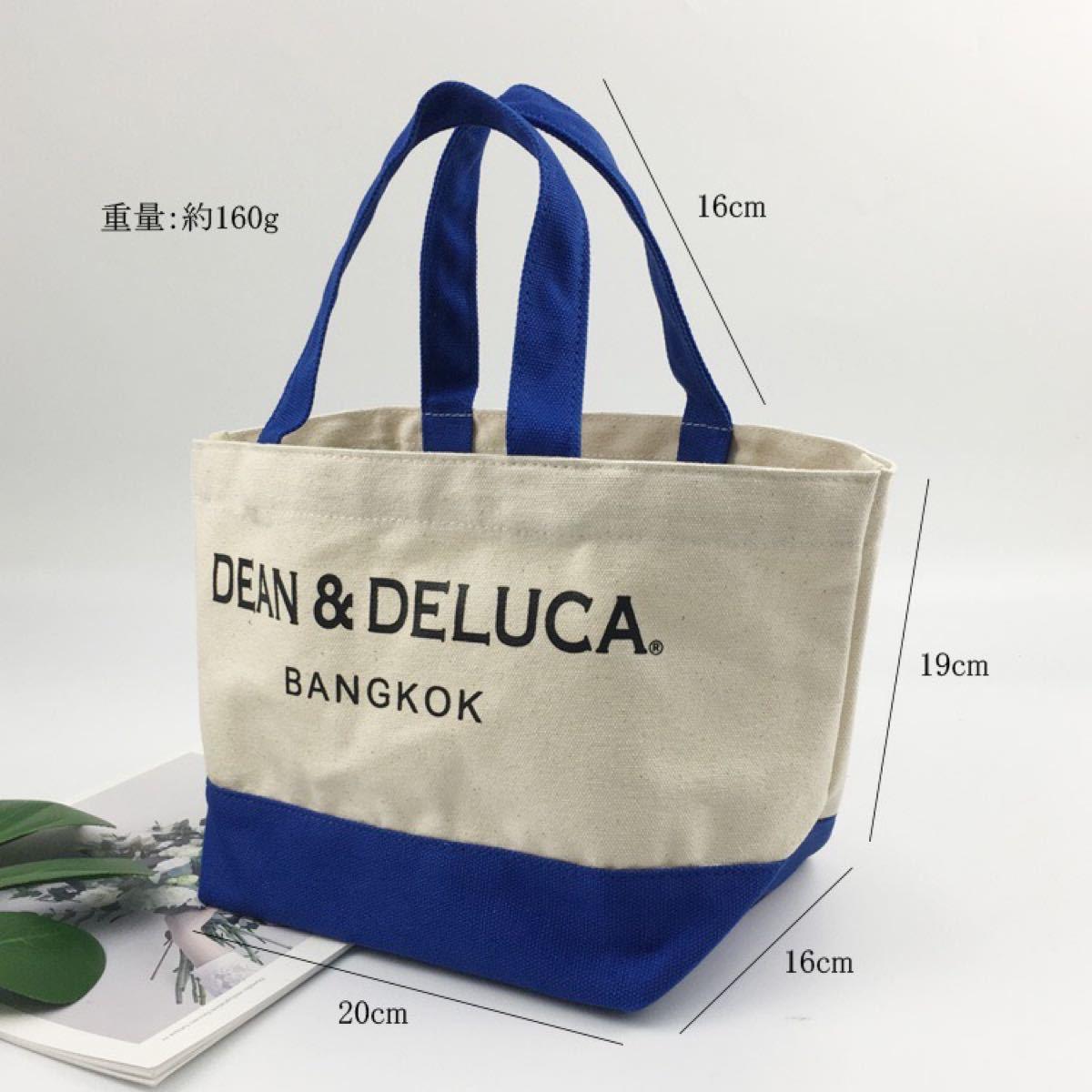 DEAN&DELUCA トートバッグ エコバッグ グリーン