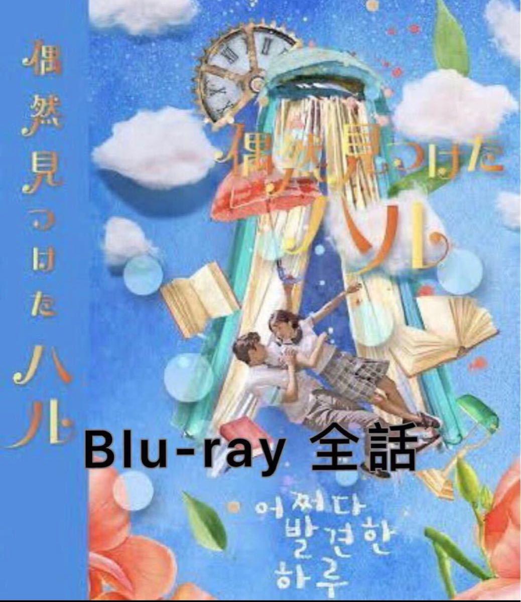 韓国ドラマ【偶然見つけたハル】全話収録 Blu-ray/ブルーレイ