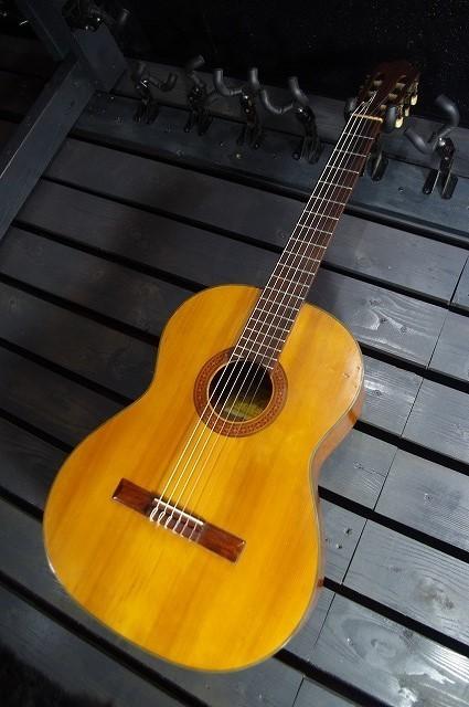 ■価格応談!!■3ヵ月保障■整備品■下取OK!!★RYOJI MATSUOKA 松岡良治 Model 10 ARAI 国産・日本製クラシックギター G1C20325_画像2
