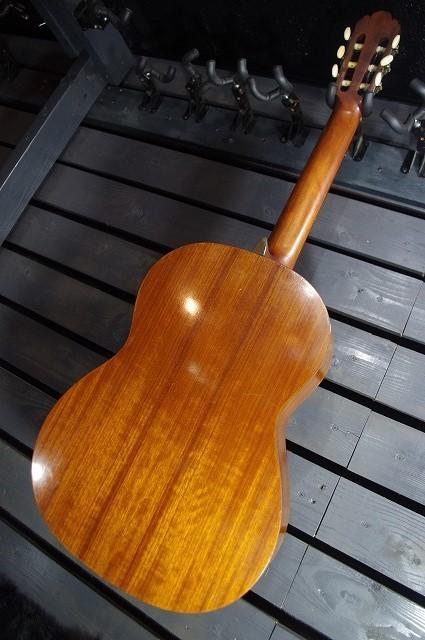 ■価格応談!!■3ヵ月保障■整備品■下取OK!!★RYOJI MATSUOKA 松岡良治 Model 10 ARAI 国産・日本製クラシックギター G1C20325_画像4