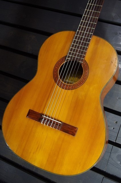 ■価格応談!!■3ヵ月保障■整備品■下取OK!!★RYOJI MATSUOKA 松岡良治 Model 10 ARAI 国産・日本製クラシックギター G1C20325_画像1
