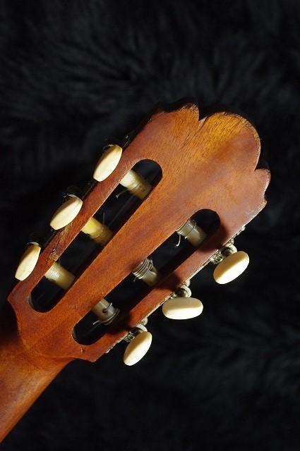 ■価格応談!!■3ヵ月保障■整備品■下取OK!!★RYOJI MATSUOKA 松岡良治 Model 10 ARAI 国産・日本製クラシックギター G1C20325_画像8
