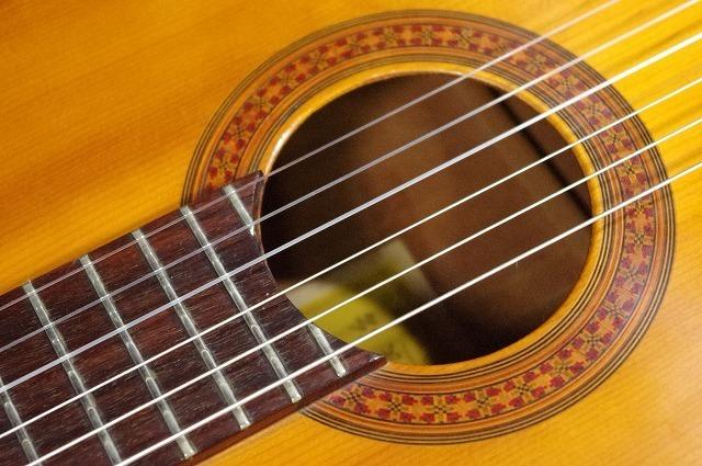 ■価格応談!!■3ヵ月保障■整備品■下取OK!!★RYOJI MATSUOKA 松岡良治 Model 10 ARAI 国産・日本製クラシックギター G1C20325_画像10