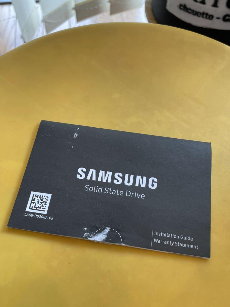 【低使用/低負荷】SAMSUNG V-NAND SSD 860 EVO 250GB ※国内正規品