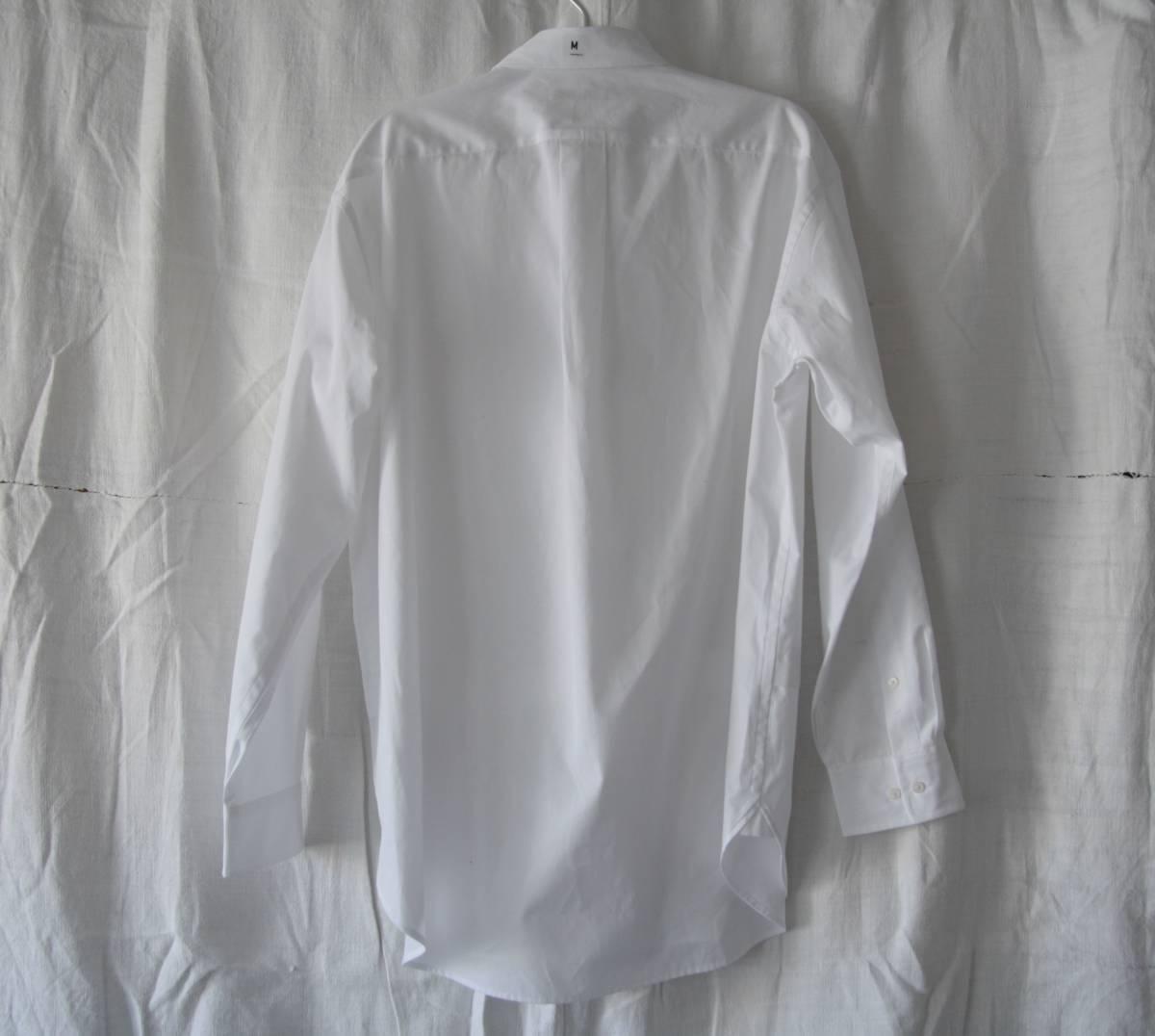 新品未使用 +J プラスジェイ スーピマコットンオーバーサイズシャツ(長袖) サイズM_画像5