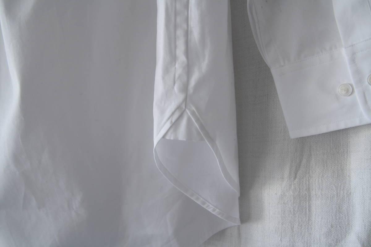 新品未使用 +J プラスジェイ スーピマコットンオーバーサイズシャツ(長袖) サイズM_画像6