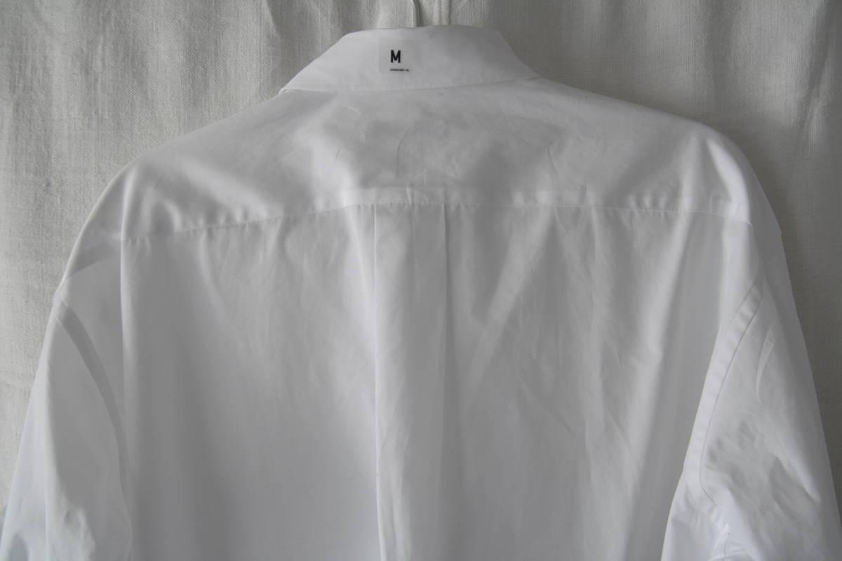 新品未使用 +J プラスジェイ スーピマコットンオーバーサイズシャツ(長袖) サイズM_画像4