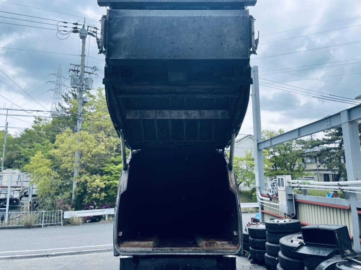 車検付★極東開発10立米プレス式パッカー★ベット付_画像5