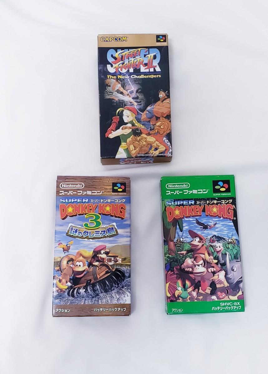 任天堂 スーパーファミコン 本体 ソフト3本 攻略本