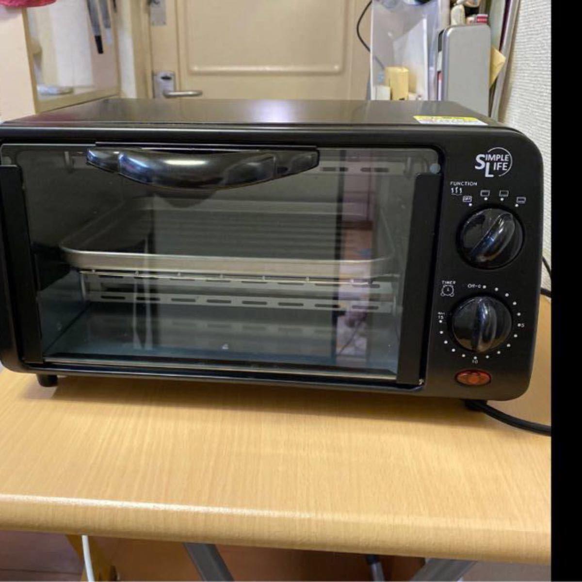 トースター オーブントースター グラタン ピザ フライ キッチン家電 トースト