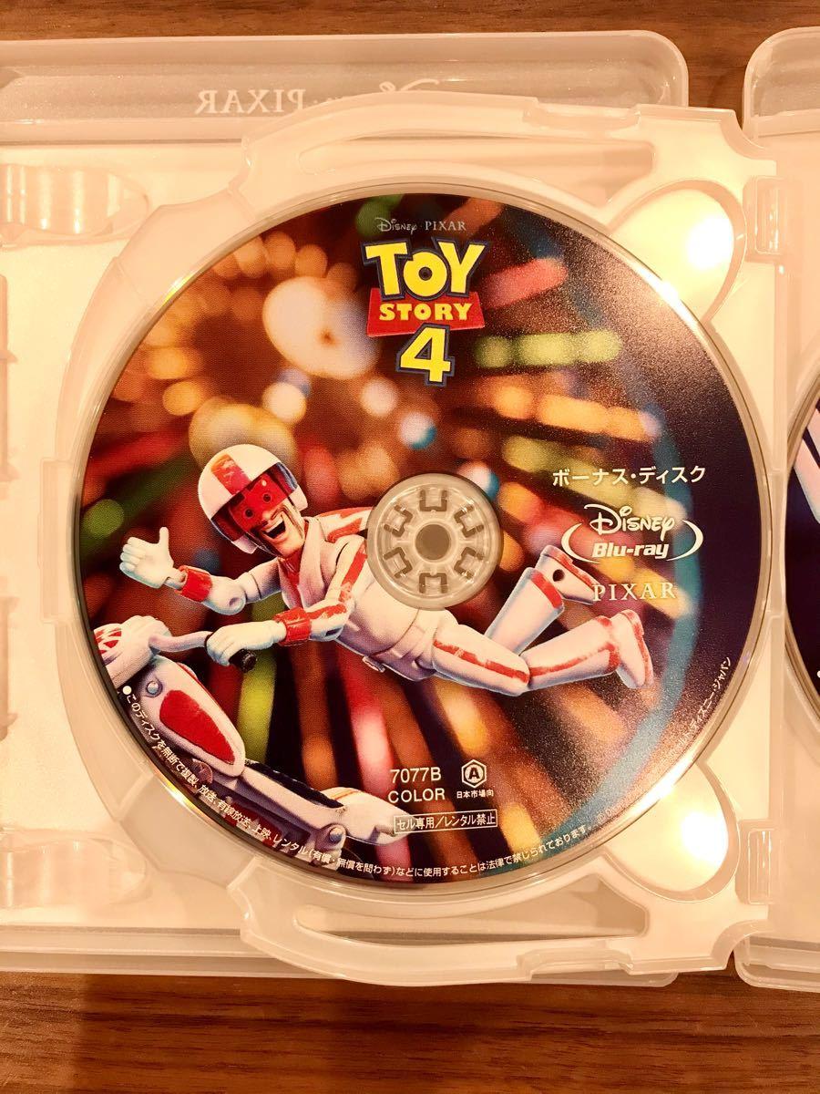トイストーリー4 ブルーレイ 純正ケース&限定アウターケース付き 日本正規版 新品未再生 MovieNEX ディズニー