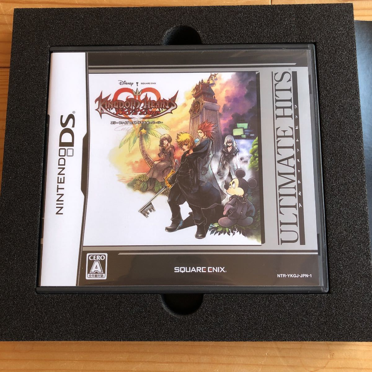 キングダム ハーツ 10th Anniversary 3D+Days+Re:coded BOX