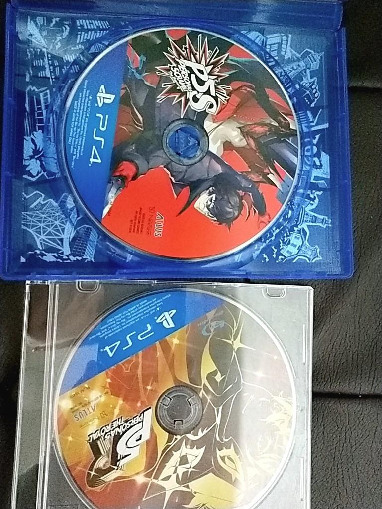 【PS4】 ペルソナ5 ロワイヤル+スクランブル ザ ファントム ストライカーズ [通常版] PS4ソフト