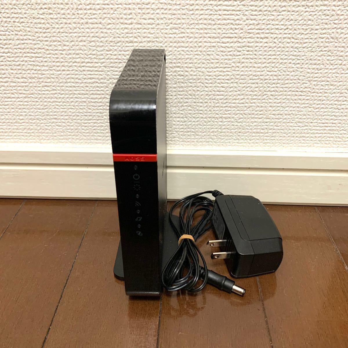 BUFFALO Wi-Fiルーター (WHR-1166DHP) 無線LAN 無線LANルーター バッファロー