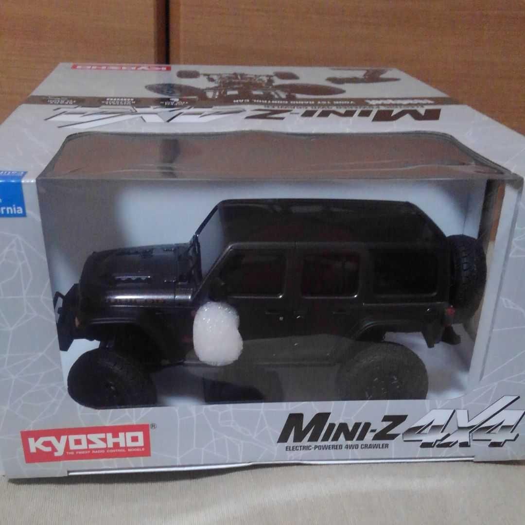 ミニッツ4×4 ジープラングラーアンリミテッドルビコン Jeep
