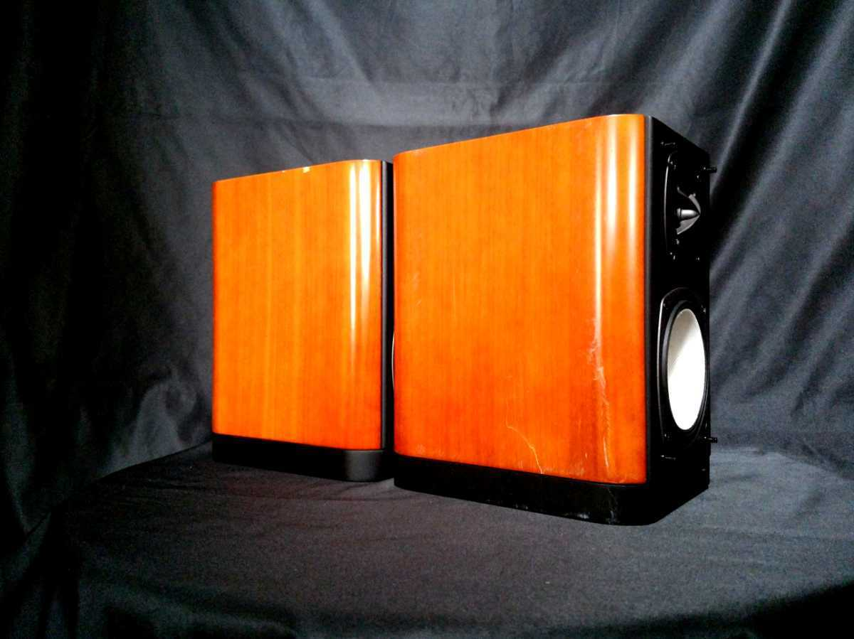 ONKYO D-112EX オンキョー高音質高解像度2wayスピーカー◇除菌クリーニング品◆最高級艶出しWAX処理◆音出し良好_画像7