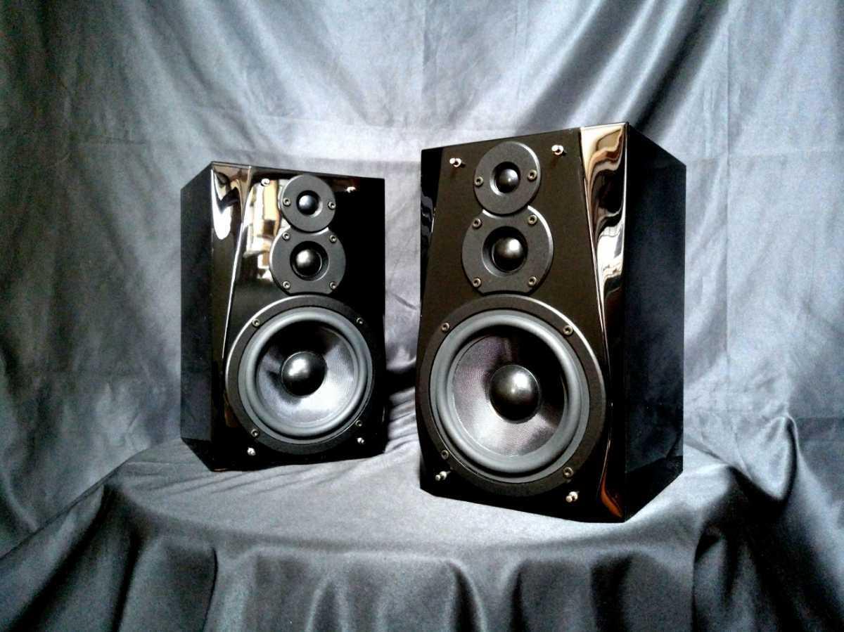 DENON SC-F101 デノン高音質3wayスピーカー◇除菌クリーニング品◆最高級艶出しWAX処理◆音出し良好_画像5
