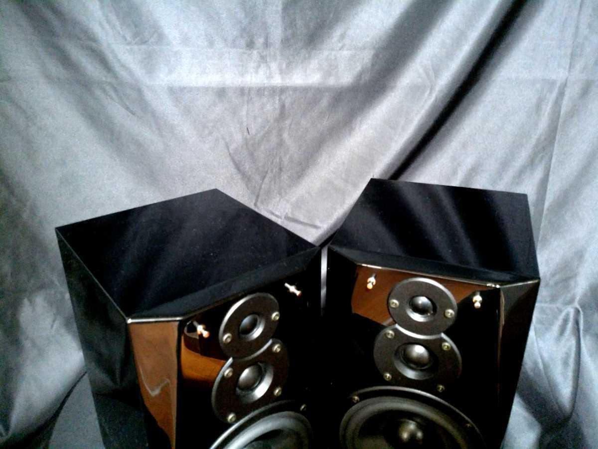 DENON SC-F101 デノン高音質3wayスピーカー◇除菌クリーニング品◆最高級艶出しWAX処理◆音出し良好_画像7