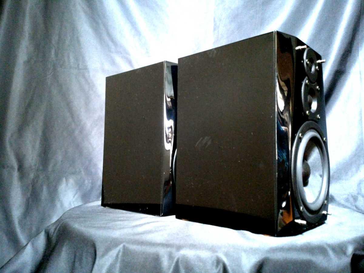 DENON SC-F101 デノン高音質3wayスピーカー◇除菌クリーニング品◆最高級艶出しWAX処理◆音出し良好_画像9