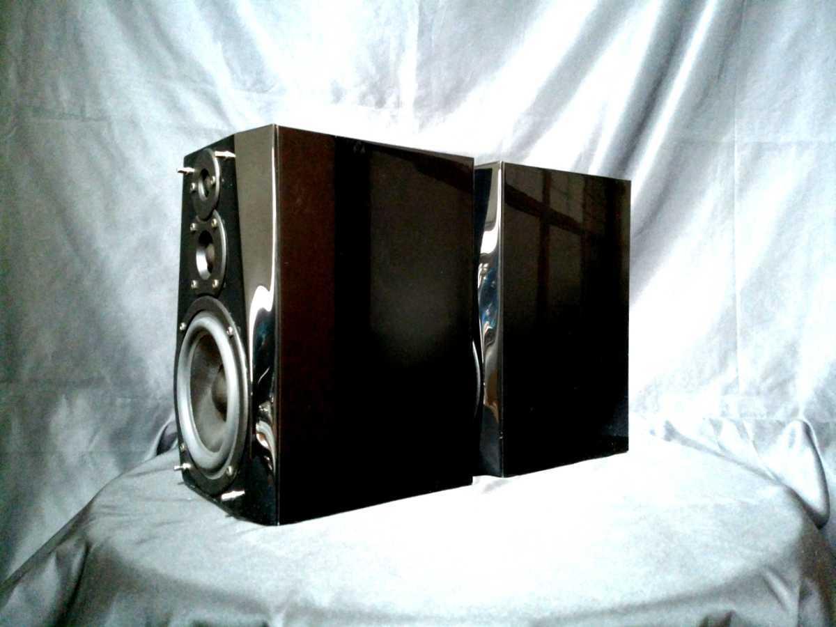 DENON SC-F101 デノン高音質3wayスピーカー◇除菌クリーニング品◆最高級艶出しWAX処理◆音出し良好_画像8