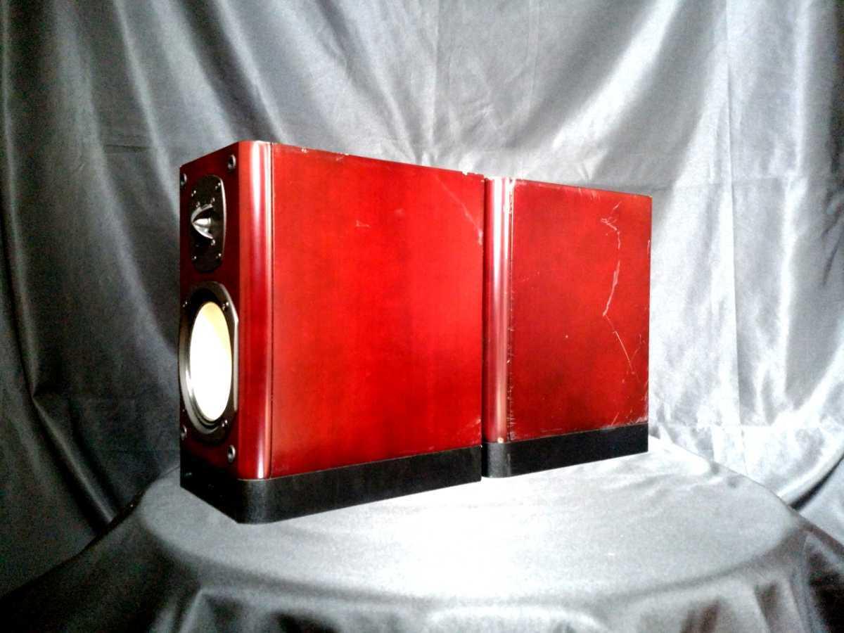 ONKYO D-N9EX オンキョー高音質2wayスピーカー☆除菌クリーニング品★最高級艶出しWAX処理★音出し良好_画像7