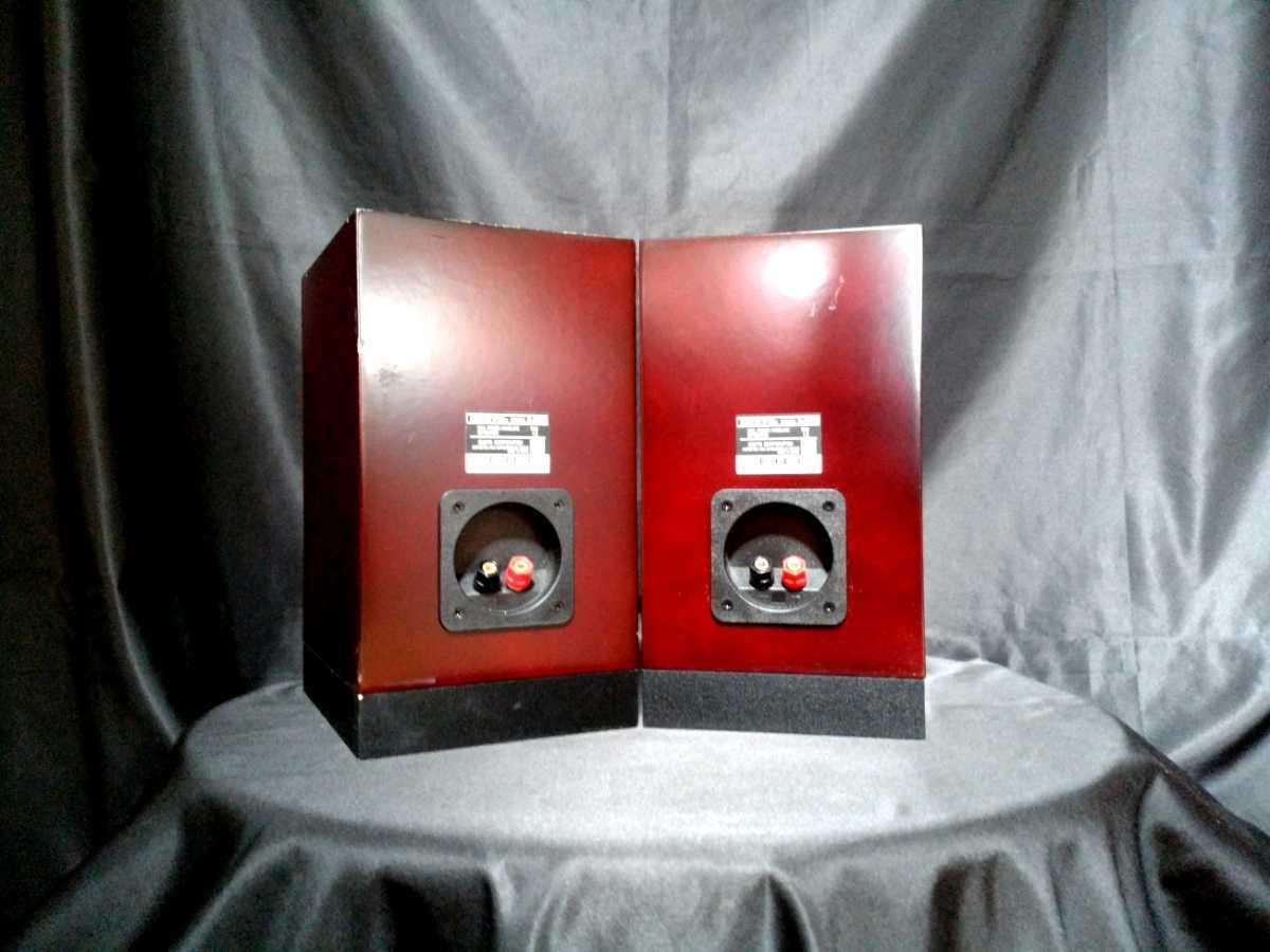 ONKYO D-N9EX オンキョー高音質2wayスピーカー☆除菌クリーニング品★最高級艶出しWAX処理★音出し良好_画像9