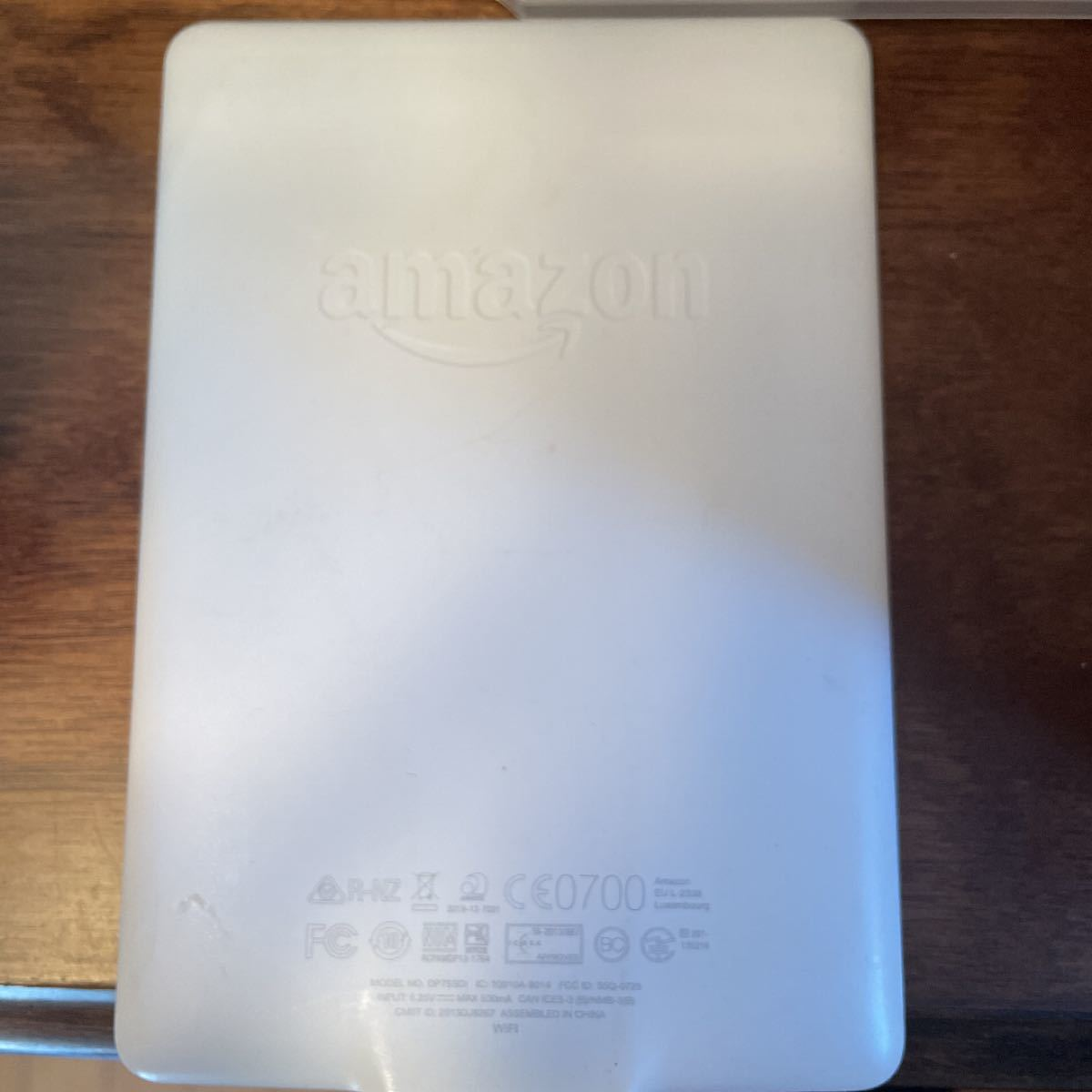 Kindle Paperwhite 電子書籍リーダー Kindle Wi-Fiモデル 4GB