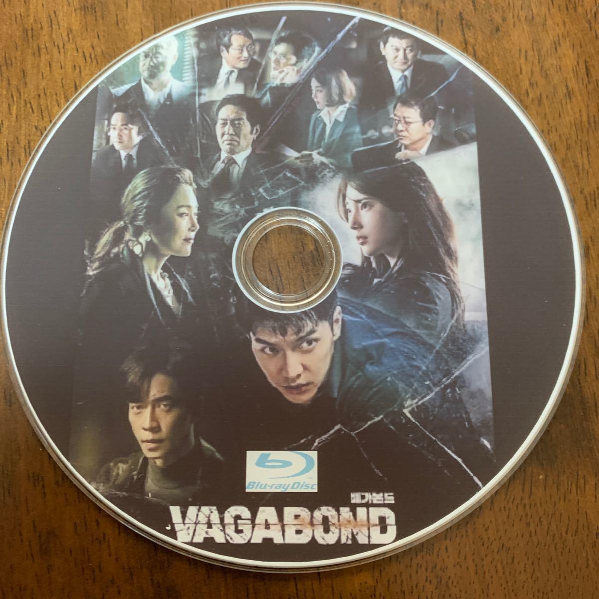 韓国ドラマ VAGABOND 全話blu-ray