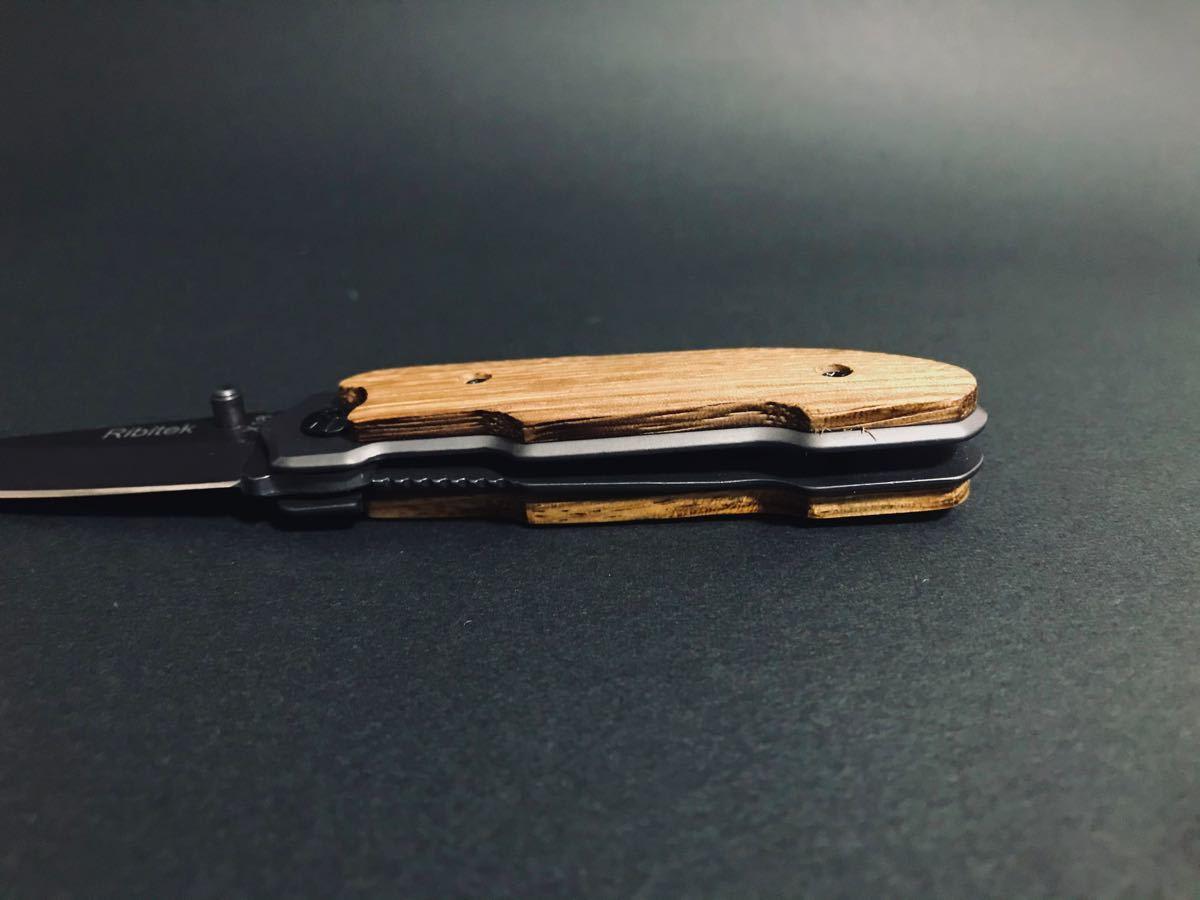 ナイフ 折りたたみ ポケットナイフ フォールディングナイフ #R-X18