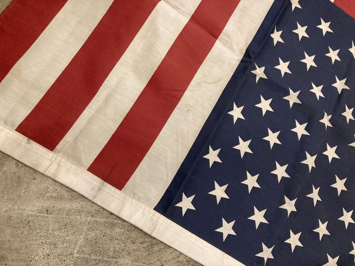 ビンテージUSAフラッグ星条旗4西海岸サーフスケートバイカー軍モノミリタリーカリフォルニアウトドアメリカントリー車ガレージ世田谷ベース_画像6