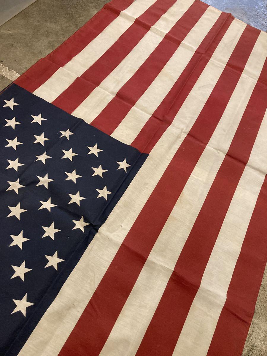 ビンテージUSAフラッグ星条旗4西海岸サーフスケートバイカー軍モノミリタリーカリフォルニアウトドアメリカントリー車ガレージ世田谷ベース_画像3