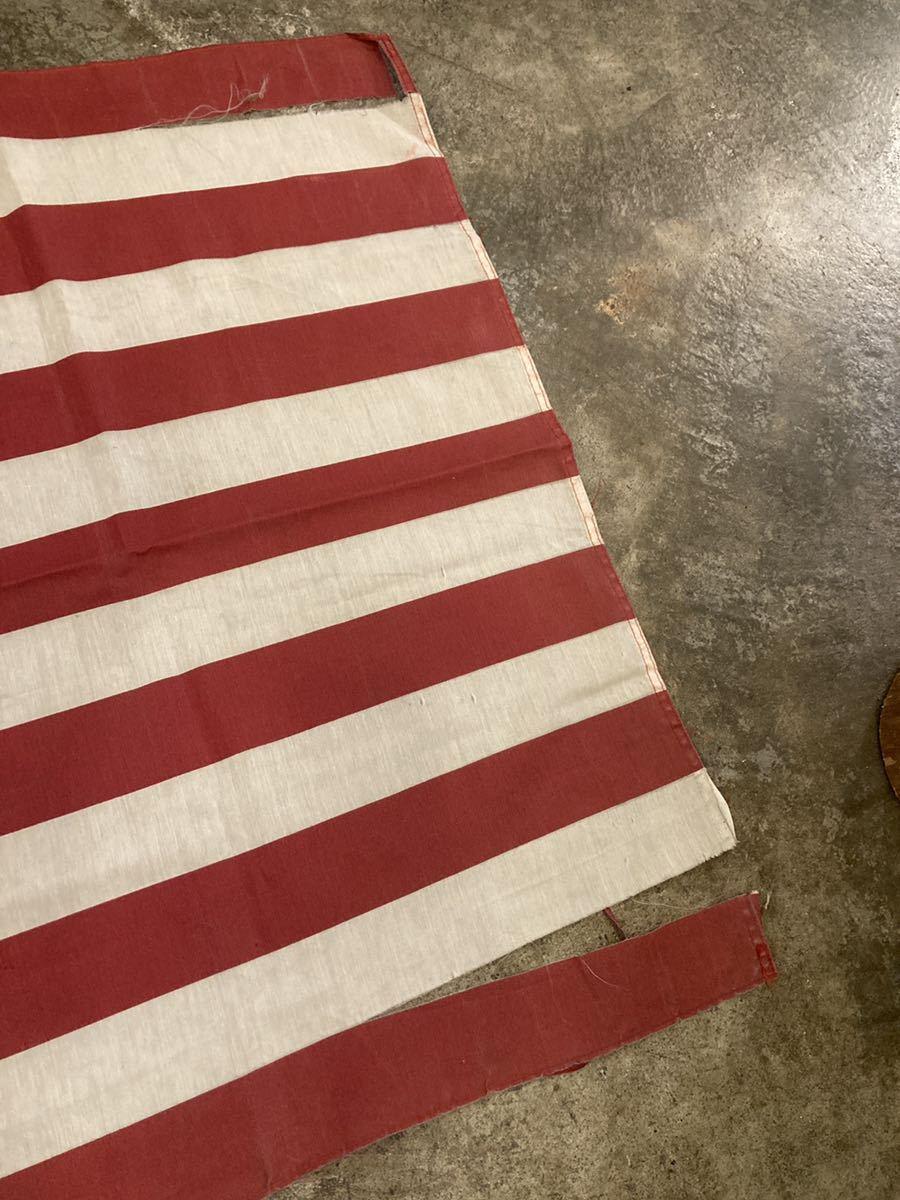 ビンテージUSAフラッグ星条旗4西海岸サーフスケートバイカー軍モノミリタリーカリフォルニアウトドアメリカントリー車ガレージ世田谷ベース_画像4