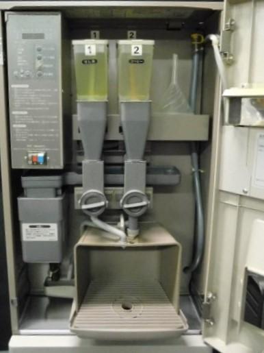 ホシザキティーディスペンサー PT-100H2WB/キャビネットスタンド APC-100B_画像3