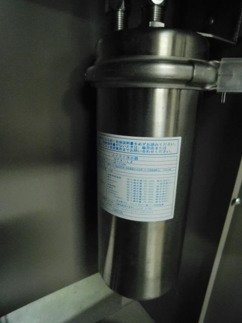 ホシザキティーディスペンサー PT-100H2WB/キャビネットスタンド APC-100B_画像7