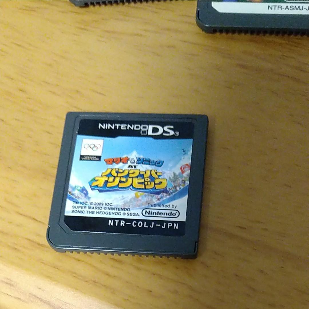DSソフト マリオシリーズ NINTENDO DS ゲームソフト