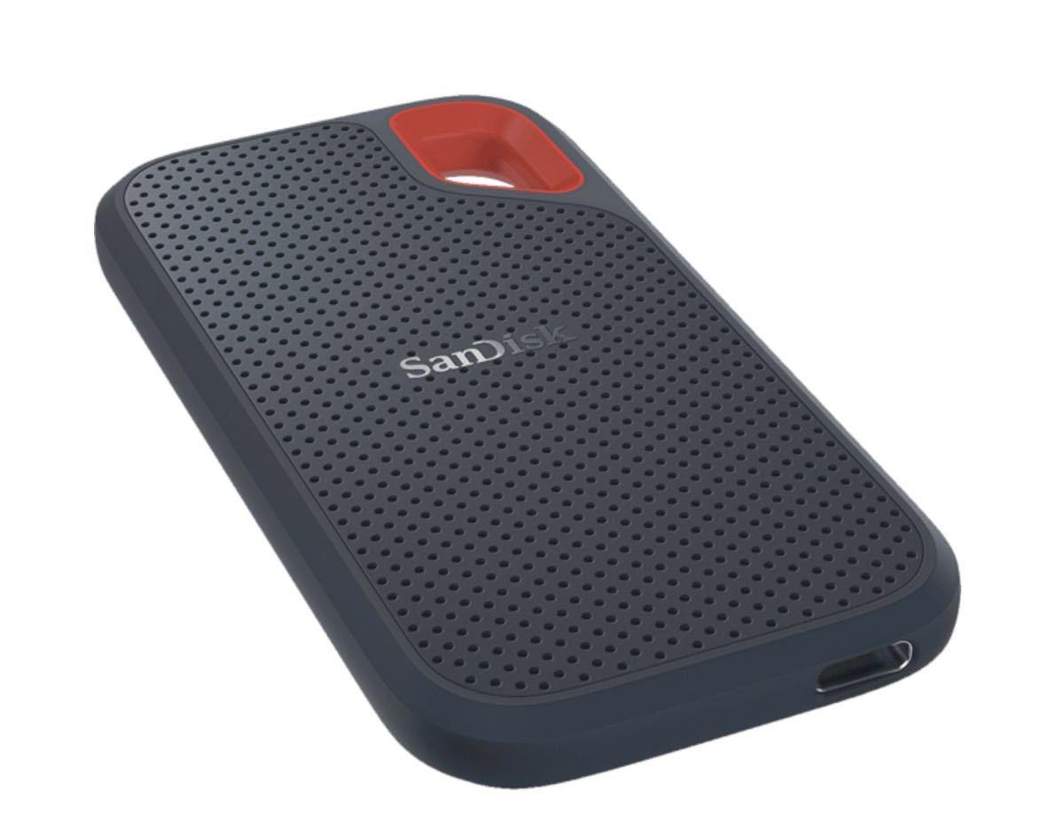 サンディスク エクストリーム ポータブルSSD 2TB