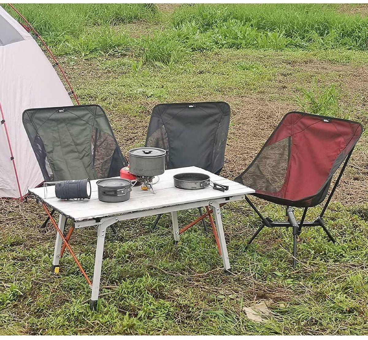 アウトドア チェア キャンプ イス ローチェア アウトドア 2Way 軽量 1030G