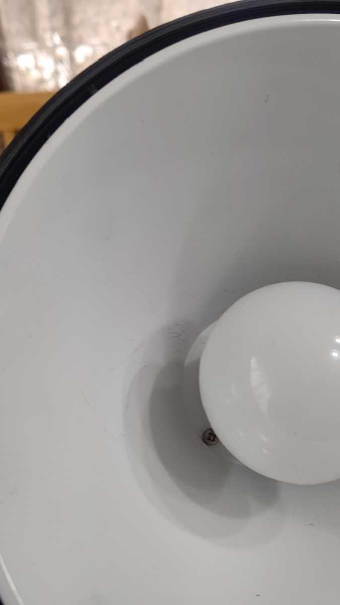 山田照明 yamada Z-Light ゼットライト Z-108 ブラック 黒 デスクスタンドライト ランプ 中古 良品 送料無料 即決_画像9