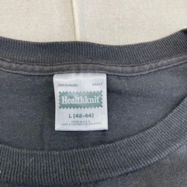 Made in USA 90s VTG NIRVANA IN UTERO 長袖 Tシャツ ロンT KURT COBAIN カートコバーン ニルヴァーナ hole sonic youth_画像6