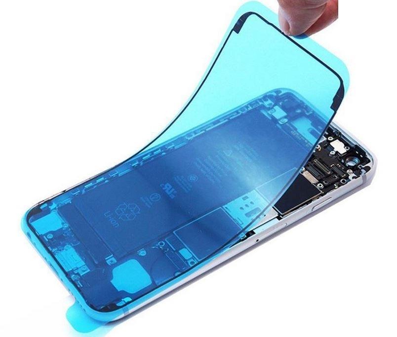 送料無料【工具&防水ステッカー付】 レッド iPhone 11 デュアルシム カスタム用SIMスロット&SIMトレー 64GB 128GB 256GB Dual sim_画像3