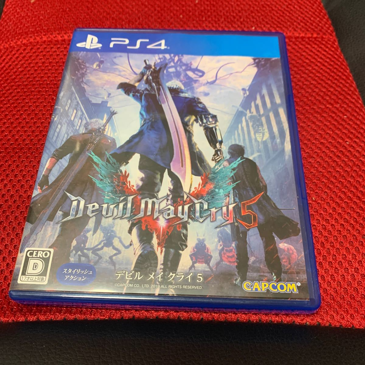デビルメイクライ5 Devil May Cry PS4