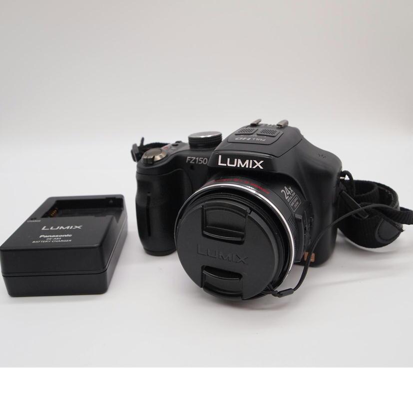 1円【ジャンク】 Panasonic パナソニック デジタルカメラ DMC-FZ150 【13】